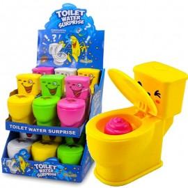 Toilet Water Surprise wc rigolo, 3 pièces