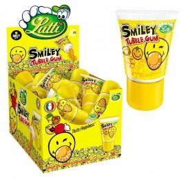 Tubble Gum Smiley Agrumes, 4 pièces
