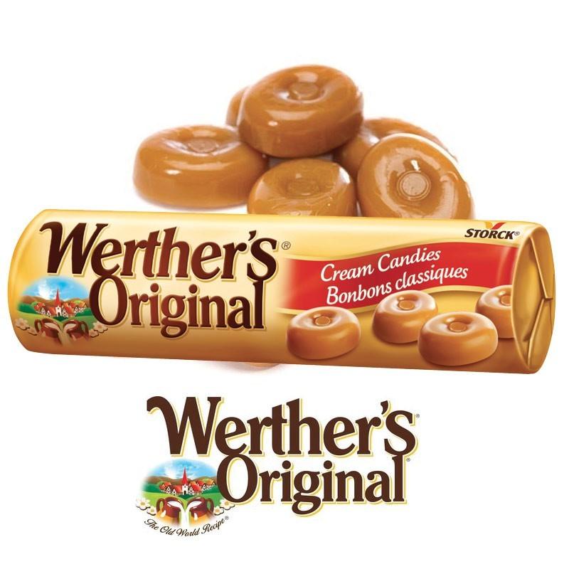 Werther's Original, 12 pièces