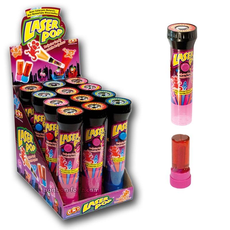 Laser Pop, 3 pièces