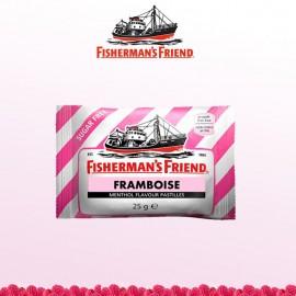 Fisherman Friend framboise, 12 pièces