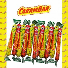 Carambar aux fruits, 120 pièces