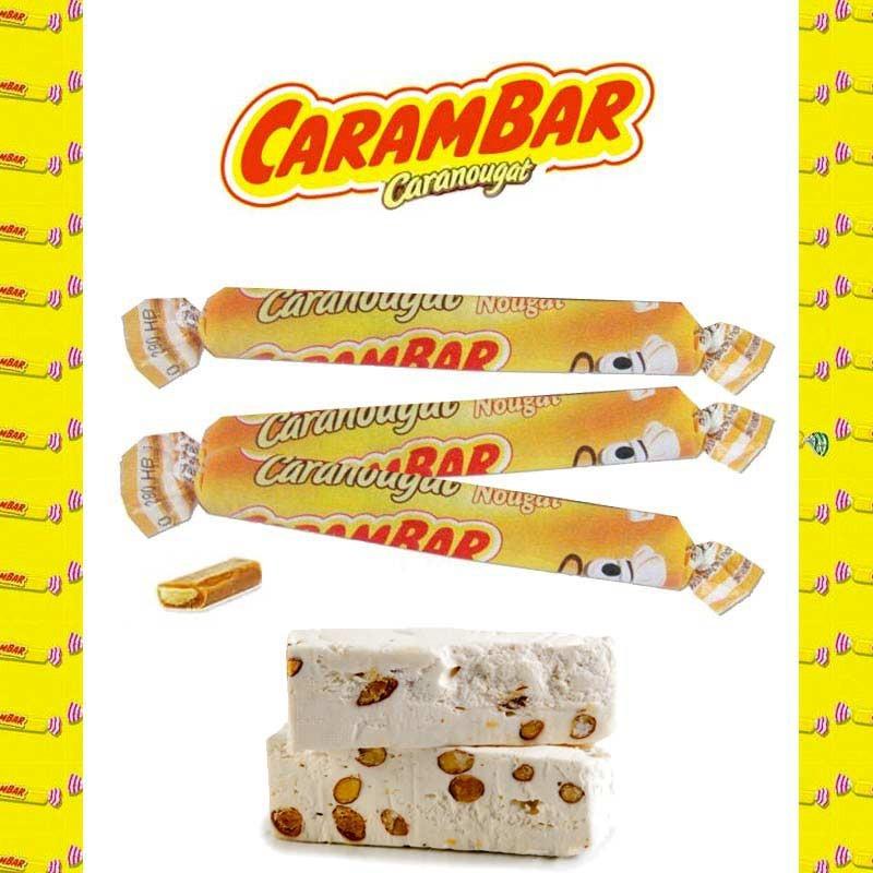 Carambar caranougat, 120 pièces