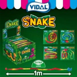 Snake Jelly, le bonbon serpent, 11 pièces