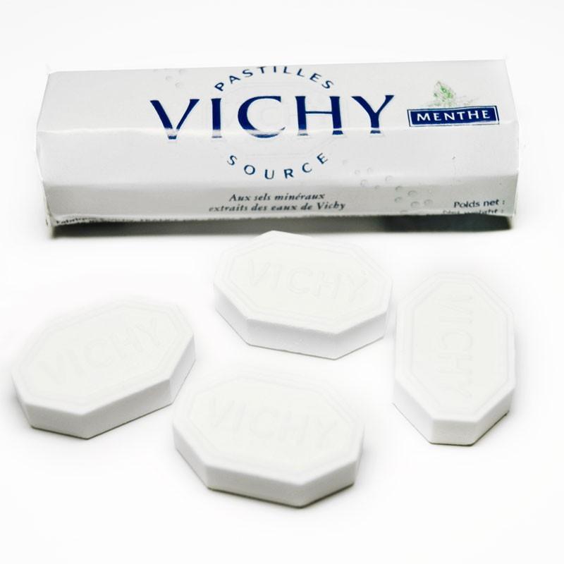 Pastille Vichy, 6 pièces