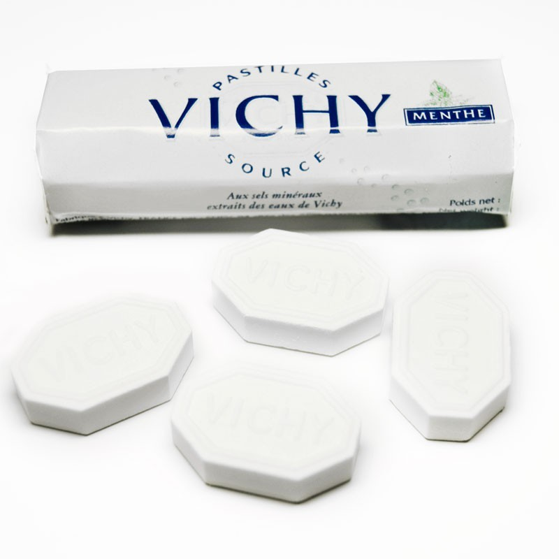 Pastille Vichy, 12 pièces