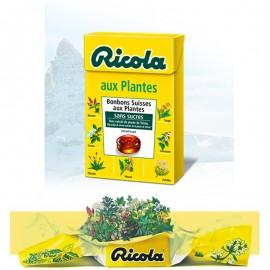 Ricola aux Plantes, 10 pièces