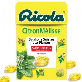 Ricola Citron-Mélisse, 10 pièces