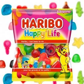 Happy Life Mélange bonbons Haribo 120gr x30