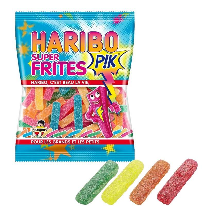 Haribo Super Frites PIK 120gr x 30