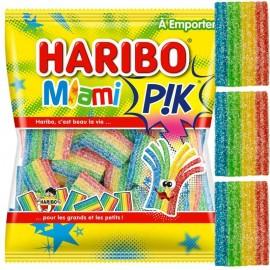 Miami Pik Haribo 120 g x30