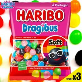 Dragibus Soft Haribo 120gr