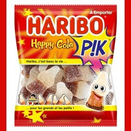 Happy cola pik Haribo sachet 120gr