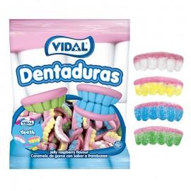 Bonbon dentier acidulé, sac 250 pièces