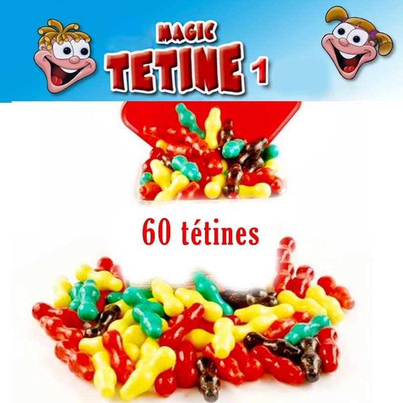 Magic tétine gum