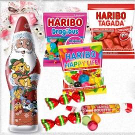 Sachet de Noël Haribo
