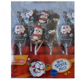 mini Santa Jelly