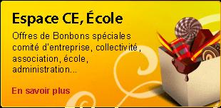Espace confiserie CE