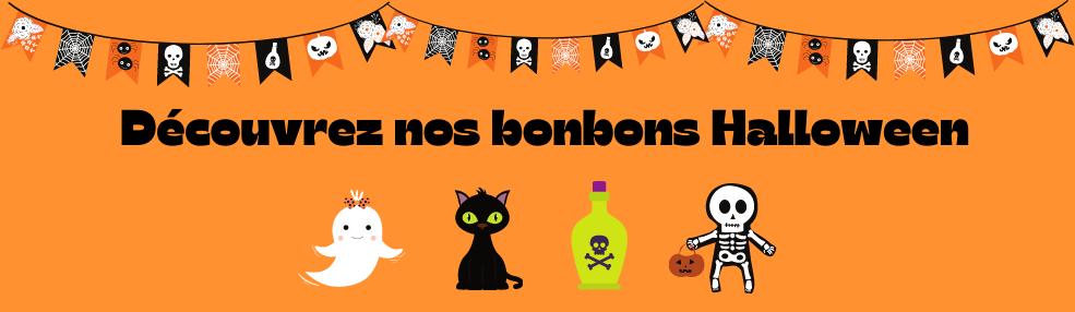 bonbon hallowen